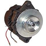 LActrical High Output 120 Amp Alternator for Mercruiser Stern Drive 2.5L 3.0L 4.3L 5.0L 5.7L 7.4L GM Bravo 1987 1988 1989 1990 1991 1992 1993 1994 1995 1996 1997 HD 120A