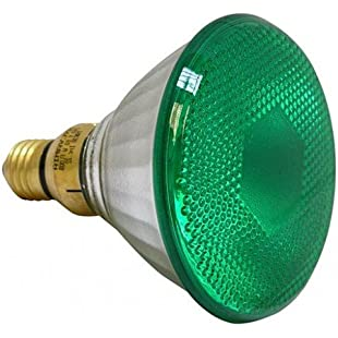Havells Sylvania Fixtures 143955 halogen lamp 80w 240v 30° angle, green