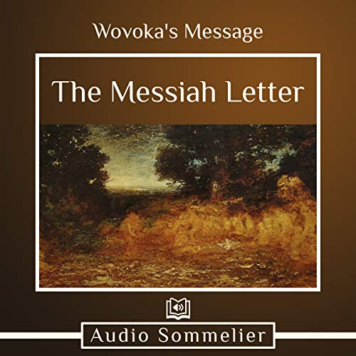 The Messiah Letter audiobook cover art