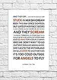 Ed Sheeran–Die Ein Team–Songtext, Poster,