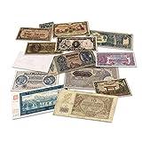 IMPACTO COLECCIONABLES Segunda Guerra Mundial - 14 Billetes Originales 1939-1945