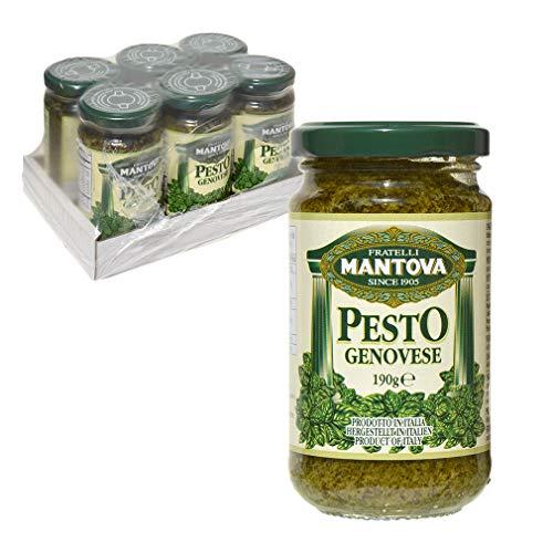 Pesto Genovese 6 x 190 g
