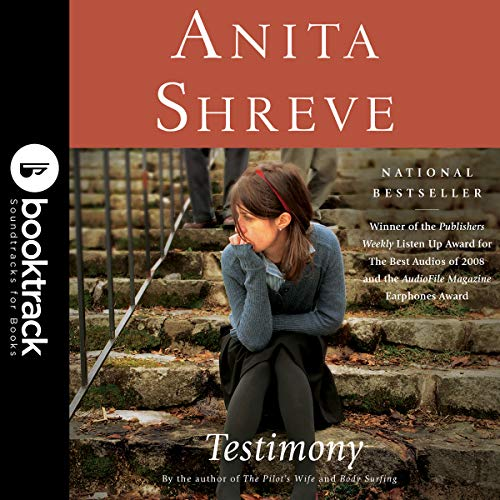 Testimony: A Novel (Booktrack Edition) audiobook cover art