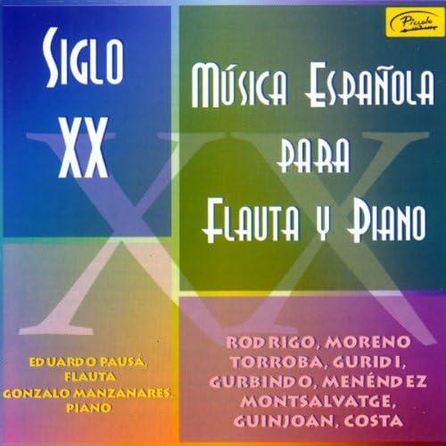 Eduardo Pausá y Gonzalo Manzanares