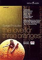 Sergei Prokofiev - The Love for Three Oranges (2pc) [DVD] [Import]