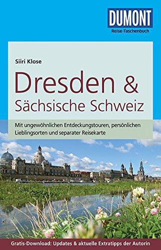 Preisvergleich Produktbild DuMont Reise-Taschenbuch Reiseführer Dresden & Sächsische Schweiz: mit Online-Updates als Gratis-Download