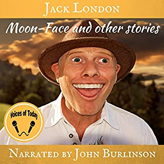 Moon Face and Other Stories audiobook cover art