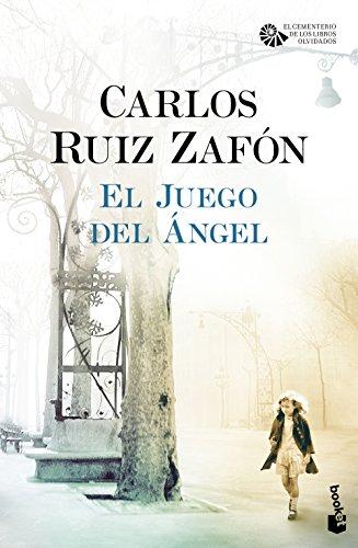 El Juego del Ángel (Biblioteca Carlos Ruiz Zafón)