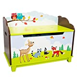 Fantasy Fields TD-11707A Toy Chest, Multi-color