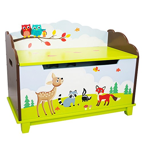 Top 10 best selling list for woodland toy box