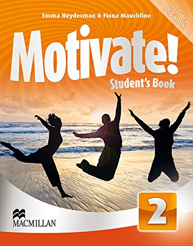 Motivate! Student's Book With Digibook-2
