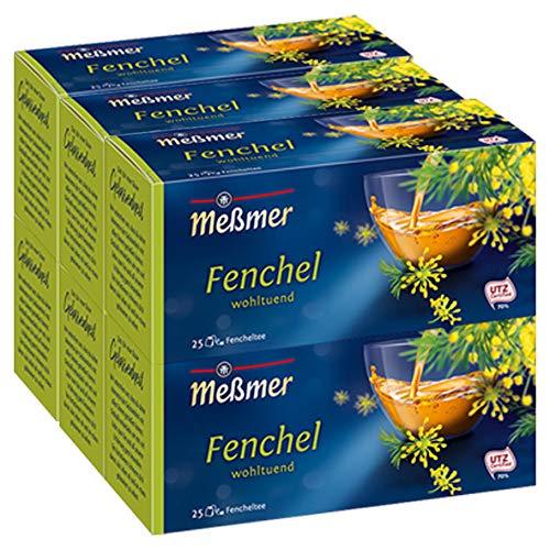 Meßmer Fenchel 6er Pack