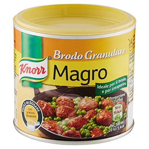 Knorr Brodo Granulare Magro, 150 Grammi
