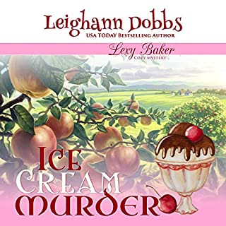 Ice Cream Murder cover art