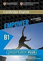 Cambridge English Empower Pre-intermediate Presentation Plus (with Student's Book)