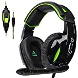 Best Sades Noise-cancelling Headphones - PS4 Gaming Headset for Xbox One Over Ear Review