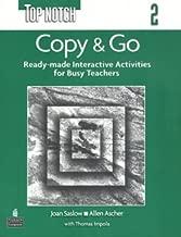 Top Notch 2 Copy & Go (Reproducible Activities)