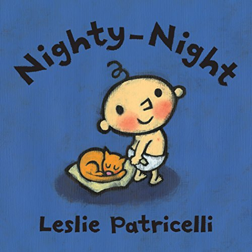Nighty-Night (Leslie Patricelli Board Books) (English Edition)