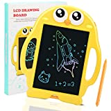 Hazms LCD Writing Tablet, Toddler Toys for 2 3 4 5 6 Years Old Girls Boys, 8.5-Inch Digital Doodle Board for Little Girls Boys Toddlers, Great as Educational Christmas Birthday Gifts