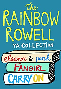 The Rainbow Rowell YA Collection 1250125790 Book Cover