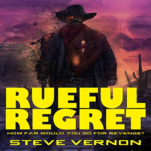 Rueful Regret audiobook cover art