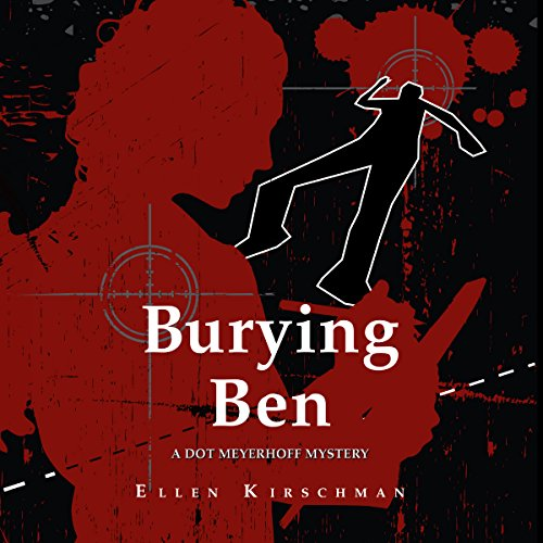 Burying Ben audiobook cover art