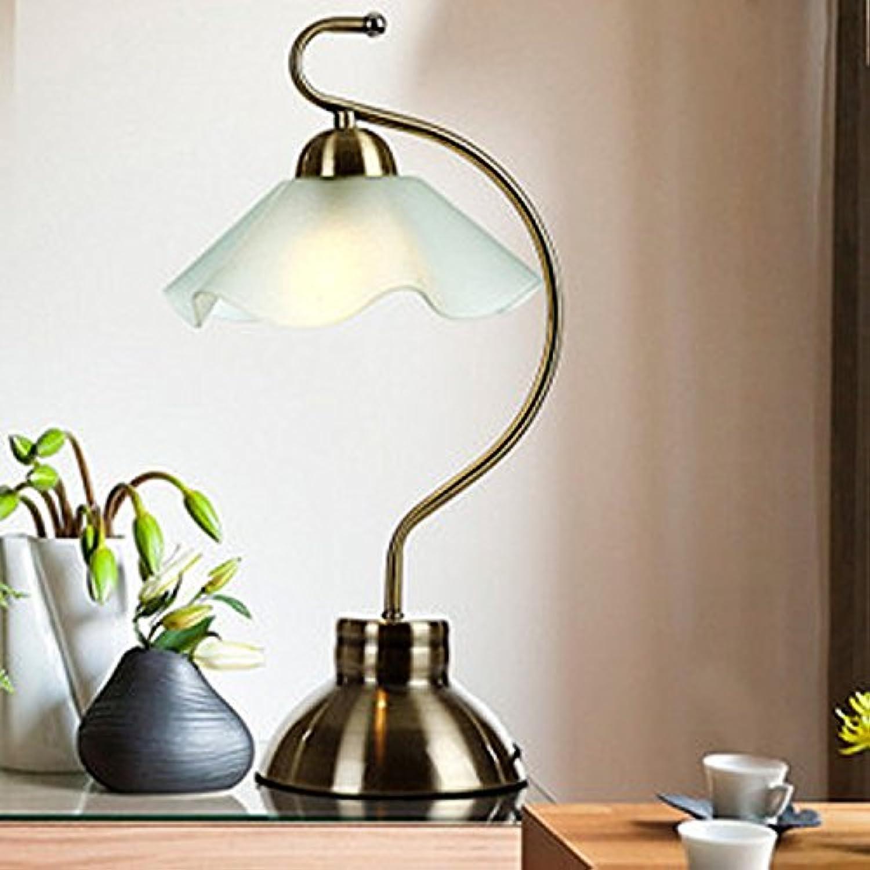 YYHAOGE Hardware - Glas Europäischen Einfache Hochzeitsgeschenk Lampe Hotelzimmer Wohnzimmer Lampe Mit Lampe,Touch - Schalter B0752YMDL4 | Ab dem neuesten Modell