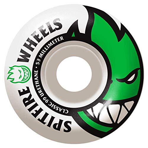 Spitfire Bighead Skateboard Wheels - 63mm