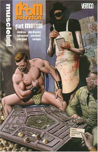 Doom Patrol, Book 4: Musclebound