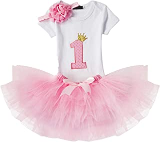 1st birthday pettiskirt sets