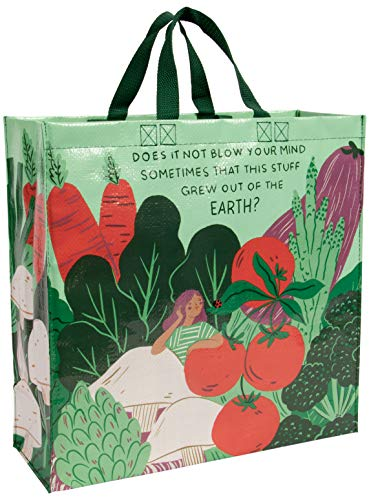Blue Q Shopper ~ Does it Not Blow Your Mind That This Stuff Grew Out of The...