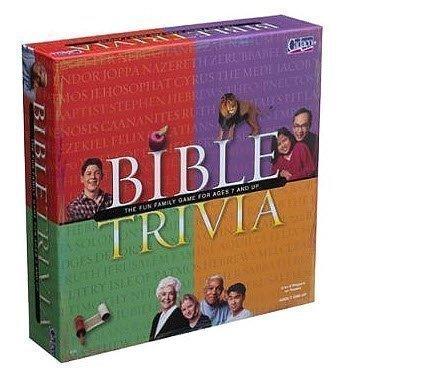 Bible Trivia by Cadaco (2003) by Cadaco