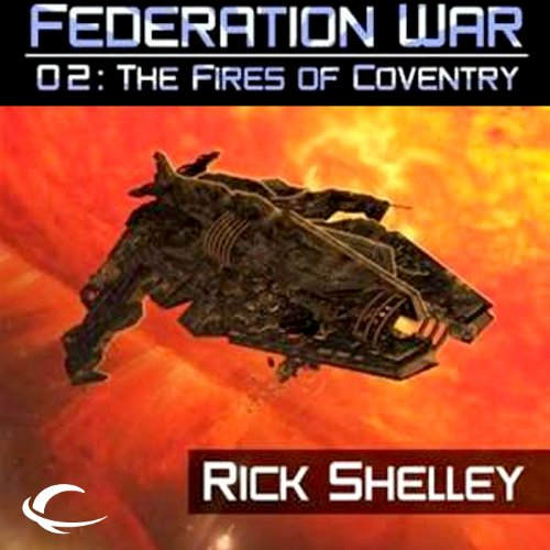The Fires of Coventry audiobook cover art