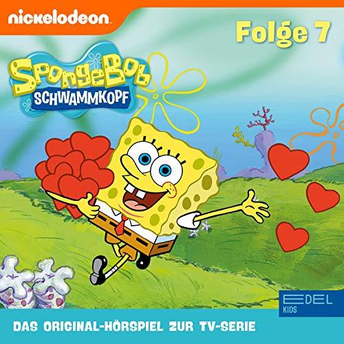 SpongeBob Schwammkopf 7. Das Original-Hörspiel zur TV-Serie Titelbild