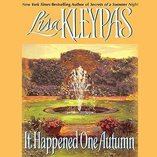 It Happened One Autumn audiobook cover art