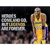 Doppelganger33 LTD Heroes NBA Basketball Kobe Bryant Los
