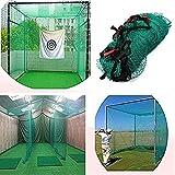 OmeHoin Ployster - Red de golf (3 x 3 m), color verde