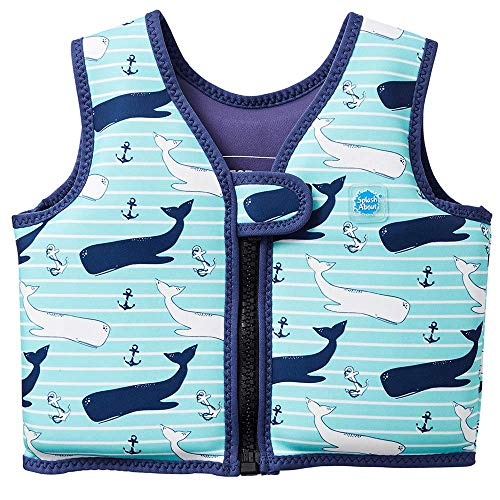 Splash About Go Splash Swim Vest, Vintage Moby, 2-4 Years