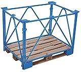 Cordes azul. - PINTURA accesorio, H 1000 mm, carga 2000 kg, para 1200 x 1000 mm