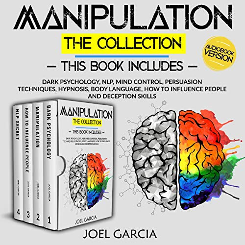 Manipulation: The Collection Audiobook By Joel Garcia cover art