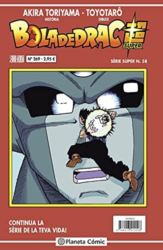 Bola de Drac Sèrie Vermella nº 269 (Manga Shonen)