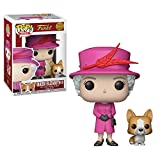 Funko Pop! - Royal Family Queen Elizabeth II Figura de Vinilo 21947...
