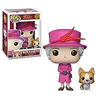 Figurines POP! vinyle Royal Family Queen Elizabeth II