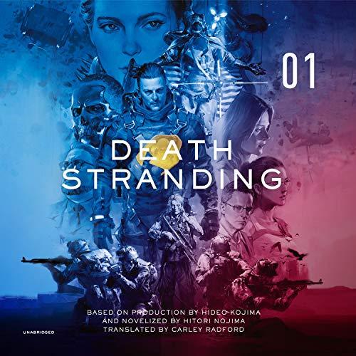 Death Stranding, Vol. 1 cover art