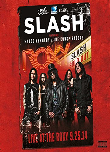 Slash - Live at the Roxy 25.09.14