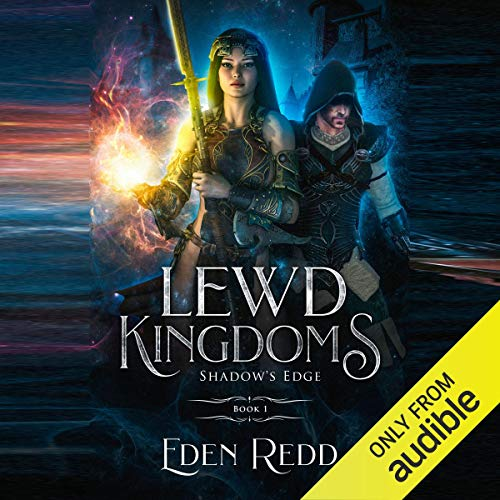 Lewd Kingdoms: Shadow's Edge: A High Fantasy Digital Adventure cover art