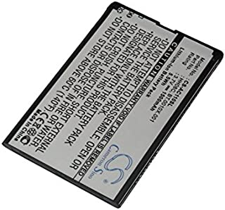 GAXI Battery for Galaxy Reverb, SPH-M950, SPH-M950DAAVMU Replacement for Virgin Mobile Mobile Smartphone Battery
