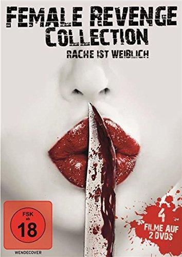 Female Revenge Collection - Rache ist weiblich [2 DVDs]