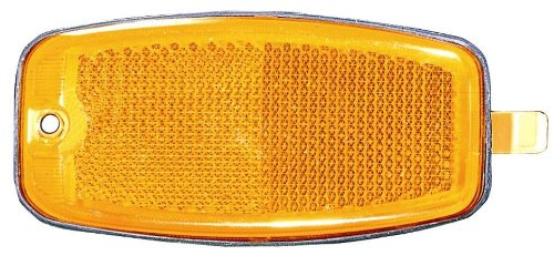 DEPO 321-1404N-AS Replacement Passenger Side Side Marker Light Assembly (This product is an aftermarket product. It is not created or sold by the OE car company)