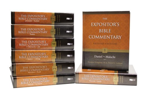 Expositor's Bible Commentary---Revised: 8-Volume Old Testament Set (The Expositor's Bible Commentary)
